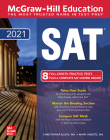 McGraw-Hill Education SAT 2021 Cover Image