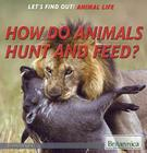 How Do Animals Hunt and Feed? (Let's Find Out! Animal Life) Cover Image