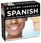 Living Language: Spanish 2020 Day-to-Day Calendar Cover Image
