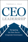 CEO Leadership: Navigating the New Era in Corporate Governance Cover Image