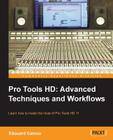Pro Tools HD 11 Cover Image
