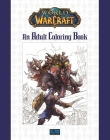 World of Warcraft: An Adult Coloring Book Cover Image
