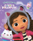 Welcome to Gabby's Dollhouse (Gabby's Dollhouse Storybook with Headband) Cover Image