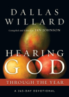 Hearing God Through the Year: A 365-Day Devotional (Through the Year Devotionals) Cover Image