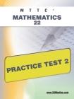 Mttc Mathematics 22 Practice Test 2 Cover Image