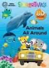 Baby Einstein: Animals All Around: Stickertivity Cover Image
