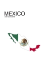 Mexico: Notebook for recording amazing places, extraordinary destinations and spectacular locations Cover Image