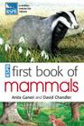Rspb First Book of Mammals Cover Image