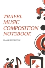Travel Music Composition Notebook Cover Image