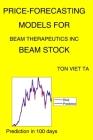 Price-Forecasting Models for Beam Therapeutics Inc BEAM Stock Cover Image