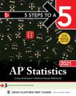 5 Steps to a 5: AP Statistics 2021 Cover Image