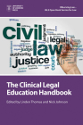 The Clinical Legal Education Handbook Cover Image