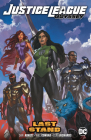 Justice League Odyssey Vol. 4: Last Stand Cover Image
