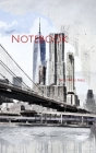 Notebook: United States of America city skyline North America American Cover Image