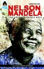 Nelson Mandela: The Unconquerable Soul (Campfire Graphic Novels) Cover Image