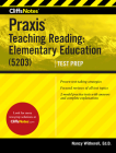 CliffsNotes Praxis Teaching Reading: Elementary Education (5203) Cover Image