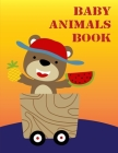Baby Animals Book: coloring pages for adults relaxation with funny images to Relief Stress Cover Image