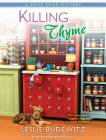 Killing Thyme (Spice Shop Mystery #3) Cover Image