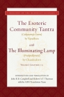 The Esoteric Community Tantra with The Illuminating Lamp: Volume I: Chapters 1–12 (Treasury of the Buddhist Sciences) Cover Image