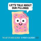 The Art of David Olenick 2021 Mini Wall Calendar Cover Image