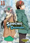 Species Domain Vol. 11 Cover Image