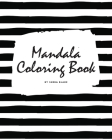 Mandala Coloring Book for Teens and Young Adults (8x10 Coloring Book / Activity Book) (Mandala Coloring Books #3) Cover Image