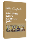 Gospels According to Matthew, Mark, Luke and John-NRSV Cover Image
