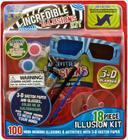 Incredible Illusions (Discovery Kids) (Discovery Blister Pk) Cover Image