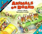 Animals on Board (MathStart 2) Cover Image