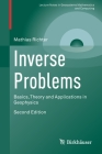 Inverse Problems: Basics, Theory and Applications in Geophysics (Lecture Notes in Geosystems Mathematics and Computing) Cover Image