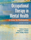 Occupational Therapy in Mental Health: A Vision for Participation Cover Image