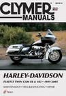 Harley-Davidson FLH/FLT Twin Cam 88 & 103 1999-2005 Cover Image
