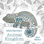 Millie Marotta's Animal Kingdom: Mini Edition (Millie Marotta Adult Coloring Book) Cover Image