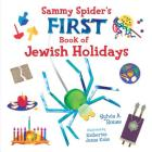Sammy Spider's First Book of Jewish Holidays (Very First Board Books) Cover Image
