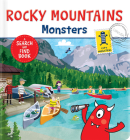 The Rocky Mountains Monsters: A Search and Find Book Cover Image