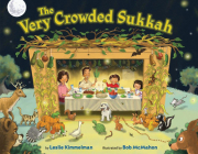 The Very Crowded Sukkah Cover Image