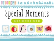 Babytown Special Moments Baby Record Cards Cover Image