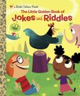 The Little Golden Book of Jokes and Riddles Cover Image