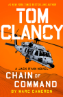 Tom Clancy Chain of Command (Jack Ryan Novel) Cover Image
