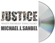 Justice: What's the Right Thing to Do? Cover Image