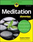 Meditation for Dummies Cover Image