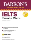 Ielts Essential Words (with Online Audio) (Barron's Test Prep) Cover Image