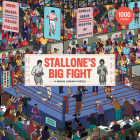 Stallone's Big Fight 1000 Piece Puzzle: A Fantastical Jigsaw Puzzle Cover Image