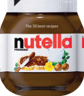 Nutella: The 30 Best Recipes Cover Image
