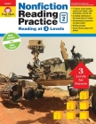 Nonfiction Reading Practice, Grade 2 Cover Image