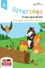 Riverboat: A Very Special Ant - Eine ganz besondere Ameise: Bilingual Children's Picture Book English German Cover Image