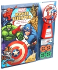 Marvel Movie Theater Storybook & Movie Projector Cover Image