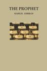The Prophet: Kahlil Gibran illustrated Original Poems 1923 Paperback Cover Image