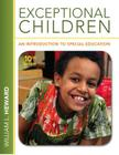 Exceptional Children: An Introduction to Special Education Cover Image