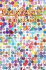 thoughts grid - DOT Journal: Ein Dot Grid Journal in A5 - Für mehr Planung im Alltag - Mit Punkteraster - ideal als Skizzenbuch, Planer oder als Ta Cover Image